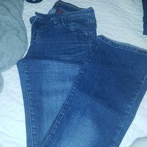 Denim - Blue Jeans boot cut sz 9